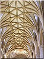 SO8932 : Abbey Roof by Gordon Griffiths