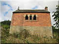 SE9289 : Back  of  the  disused  chapel by Martin Dawes