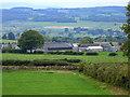 NY5736 : Birks Farm by Oliver Dixon