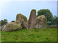 NY5737 : Long Meg and three of her daughters by Oliver Dixon