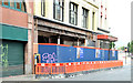 J3374 : New Tesco Express, Royal Avenue, Belfast (September 2014) by Albert Bridge