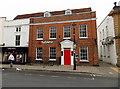 SZ3295 : NatWest Lymington by Jaggery