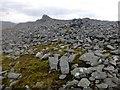 NB2509 : Rocky Summit Of Beinn Mhòr by Rude Health