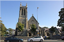 SH7882 : Holy Trinity Church, Llandudno by Jeff Buck