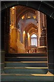 SJ3589 : Interior of Liverpool's Anglican Cathedral by Philip Halling