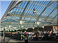 NZ3669 : Tynemouth Metro station - east side (2) by Mike Quinn
