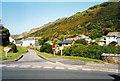 SX0991 : Cornish cul-de-sac-Boscastle, Cornwall by Martin Richard Phelan