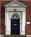 SK3436 : Detail of 99 Friar Gate, Derby by Stephen Richards
