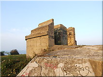 TQ6974 : Shornmead Fort by Chris Whippet