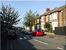 TQ4077 : Hopedale Road, Charlton by Chris Whippet