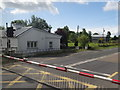M9161 : Level crossing near Ballymurray by Ian Paterson