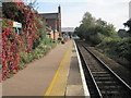 TG3608 : Lingwood railway station, Norfolk by Nigel Thompson