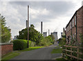 SK7987 : Ducie Lane, Bole by Alan Murray-Rust