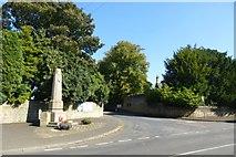 NZ2289 : Longhirst War Memorial by DS Pugh