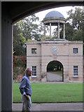 SJ5409 : Clock tower at Attingham Hall by Ian Murfitt