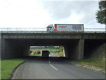 SE2911 : M1 bridge, Junction 38 by JThomas