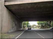 SO8463 : Ombersley A4133 Passing Underneath A449 by Roy Hughes