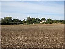 TL4352 : Near Hauxton Mill in early October by John Sutton