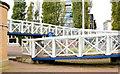 J3474 : The Lagan weir footbridge, Belfast - October 2014(1) by Albert Bridge
