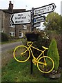 SK2691 : Le Tour at Bradfield by Dave Pickersgill