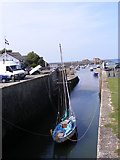 SS2006 : Bude Lock by Gordon Griffiths