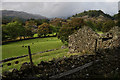 SD2398 : Ruins at Troutal, Cumbria by Peter Trimming