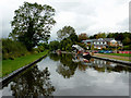 SJ9420 : Canal south-east of Stafford by Roger  Kidd