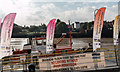 TQ6574 : Gravesend Tilbury Ferry Berthing Point, Kent by Christine Matthews
