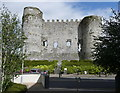 S7176 : Carlow Castle by Humphrey Bolton