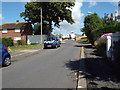 SX9273 : Lower end of Kingsway, Teignmouth by Robin Stott