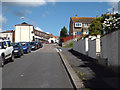 SX9273 : Flats and houses, Kingsway, Teignmouth by Robin Stott