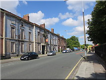SJ3591 : 57-61 Everton Road – Former Volunteers' H.Q. by John S Turner