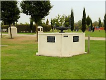 SK1814 : Toc H Memorial at the National Memorial Arboretum by David Dixon