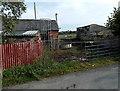 SJ5328 : Farm buildings in Aston by Jaggery