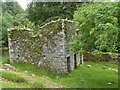 SX5769 : Ruins of Middleworth Farm, near Sheeps Tor, Dartmoor by Becky Williamson