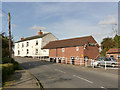 SK7387 : Former White Hart Inn at Clayworth by Alan Murray-Rust