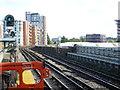 TQ1883 : View from Alperton station by Marathon