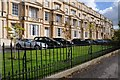 SO9422 : Regency houses on Malvern Road by Philip Halling