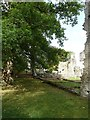 SP3211 : Minster Lovell - View along West Range by Rob Farrow