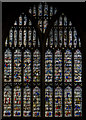 SO7745 : The Great East Window, Great Malvern Priory by Julian P Guffogg