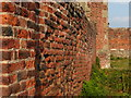 SK5310 : The walls of Bradgate House by Mat Fascione