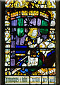 SO7745 : Prince Arthur from Magnificat window, Great Malvern Priory by J.Hannan-Briggs
