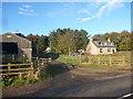 NT8766 : Rural Berwickshire : North Falaknowe, Near Coldingham by Richard West