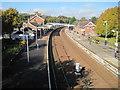 NX9776 : Dumfries railway station by Nigel Thompson