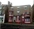 SO5710 : For sale boards on The Red Lion, Coleford by Jaggery