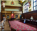 TQ3181 : The Livery Hall, Cutler's Hall, London, EC2 by Christine Matthews