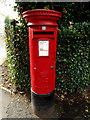 TG1908 : Earlham Hill Postbox by Adrian Cable
