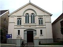 SM9537 : Bethel English Baptist Church, Fishguard by Arthur C Harris