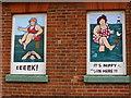 TM2632 : Seaside posters - Harwich by Chris Allen