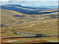 SD7579 : Ribblehead Viaduct by Karl and Ali